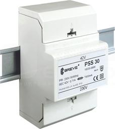 PSS 30VA 230/24V na szynę Transformator w obudowie
