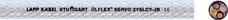 OLFLEX-SERVO-2YSLCY-JB 4G1,5 Przewód do automatyki+EKRAN