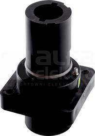 POWERLOCK A1 C L2/BK SP M12 (EPIC) ZŁĄCZE WTYKOWE