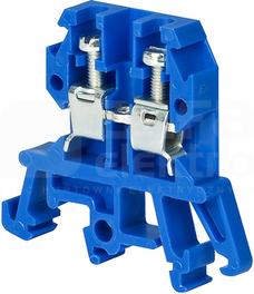 ZUG-G4 niebieski Złączka 1-torowa