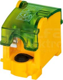 OBL 25/10-1 żółto-zielony Odgałęźnik instalacyjny