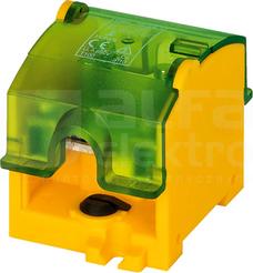 OBL 70/25-1 żółto-zielony Odgałęźnik instalacyjny
