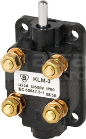 KLM-3 Łącznik krańcowy