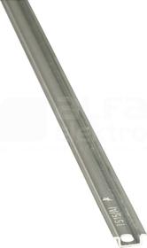 TS15/1 AL Listwa montażowa aluminiowa