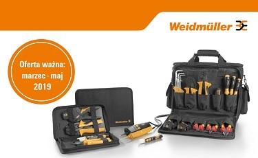 Weidmüller - Narzędzia w promocyjnych cenach