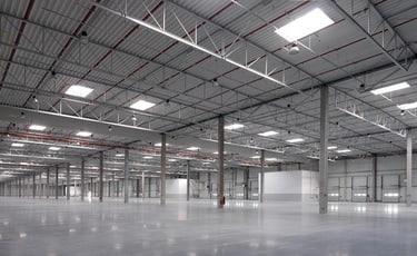 Oświetlenie w zakładach produkcyjnych