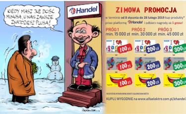 Zimowa promocja eHandel