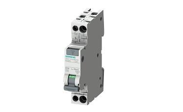 Siemens - Jednomodułowy wyłącznik kombinowany 5SV1 SIEMENS