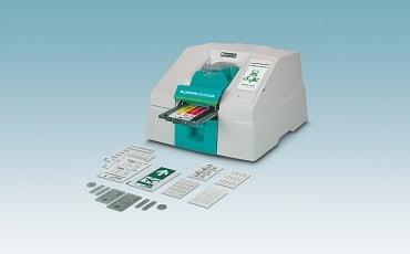 Phoenicx Contact - Kolorowa drukarka przemysłowa UV LED