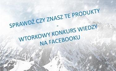 Tylko w lutym wtorkowe konkursy na facebooku!