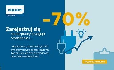 Philips - Kampania efektywności energetycznej